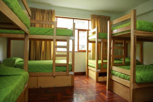 Che Lagarto Hostel Lima Photo