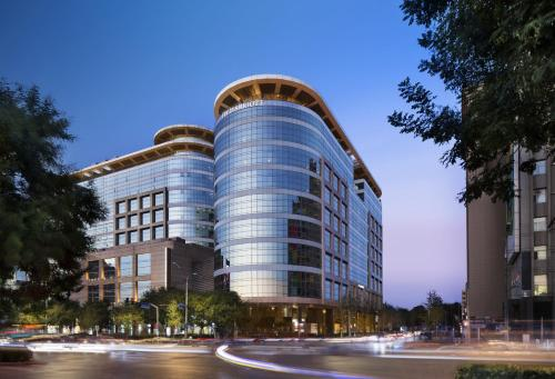 JW Marriott Hotel Beijing Central impression
