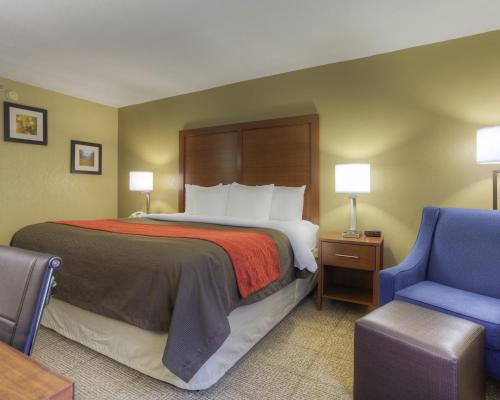 Comfort Inn Asheville Biltmore West Photo