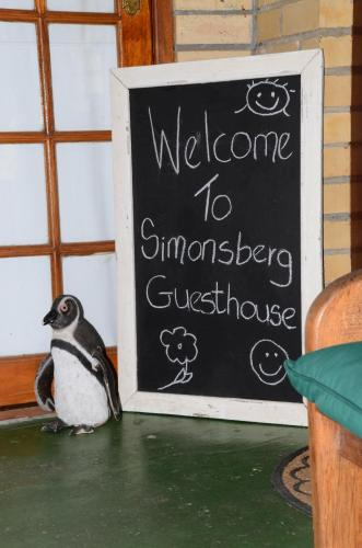 Simonsberg Guest House Photo