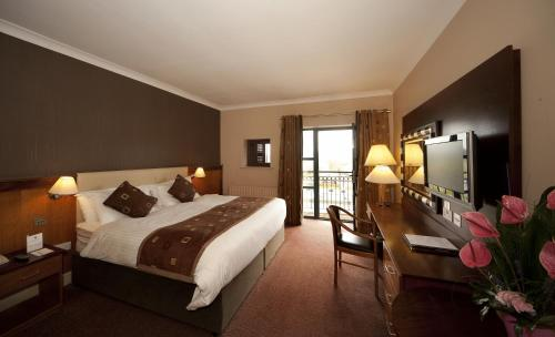 Photo of The Riverside Park Hotel & Leisure Club Hotel Bed and Breakfast Accommodation in Enniscorthy Wexford