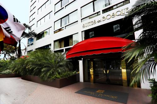 Suites del Bosque Hotel Photo