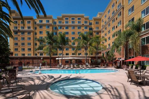 Residence Inn by Marriott Anaheim Resort Area/Garden Grove Photo