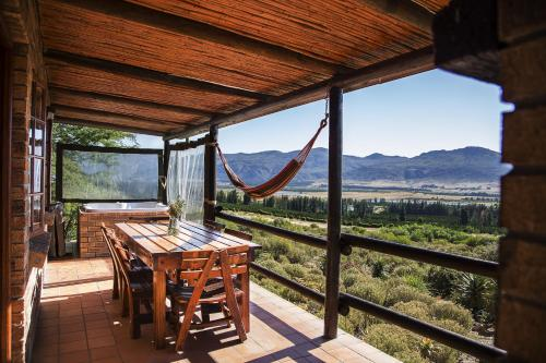 WOLFKOP NATURE RESERVE COTTAGES