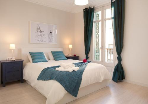 Centric Suite Plaza Catalunya - barcelone -