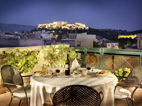 Jason Inn in athens - 3 star hotel