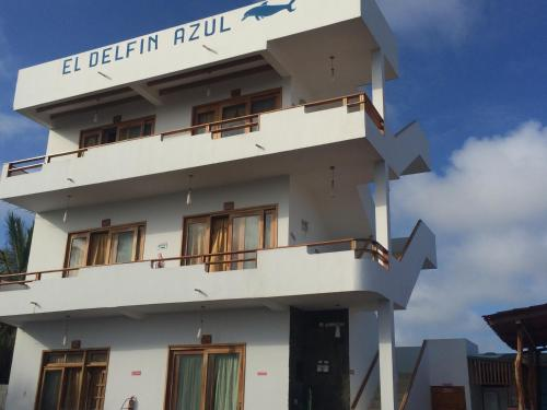 Hotel el Delfin Azul Photo