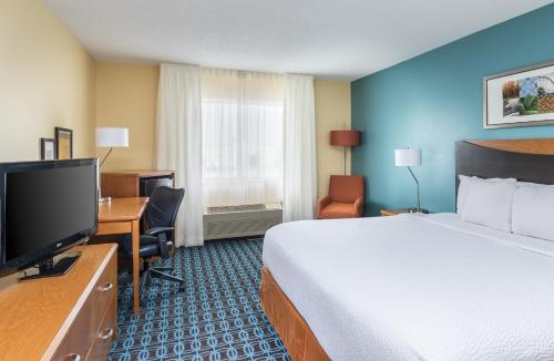 Fairfield Inn & Suites Lincoln Photo