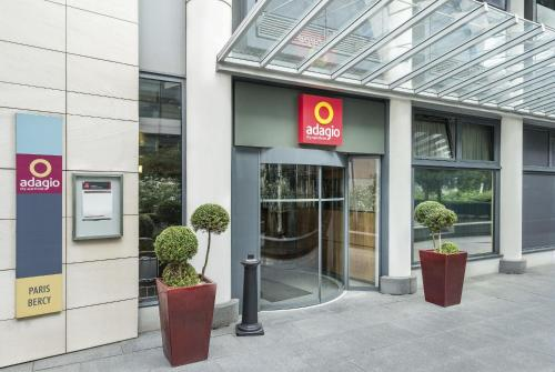 Aparthotel Adagio Paris Bercy Village photo 16
