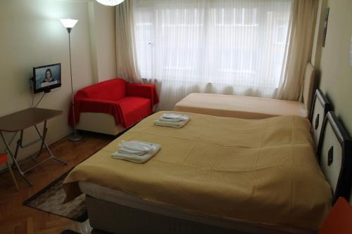Istanbul 8 Rooms adres