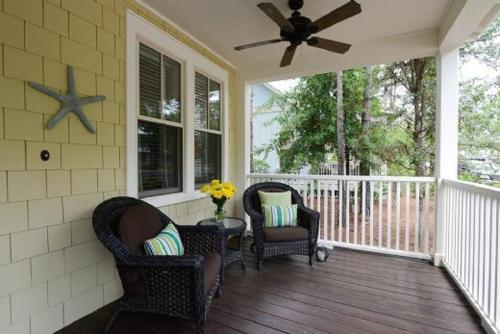 WaterColor Three Bedroom Cottage - Camp District Photo