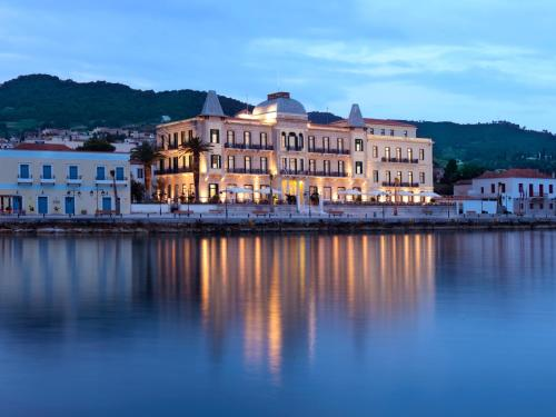 Poseidonion Grand Hotel - Dapia Greece