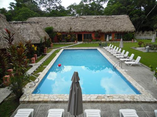 Tikal Inn Photo
