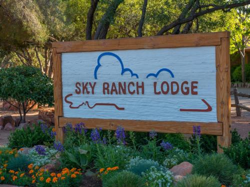 Sky Ranch Lodge - Sedona, AZ 86336