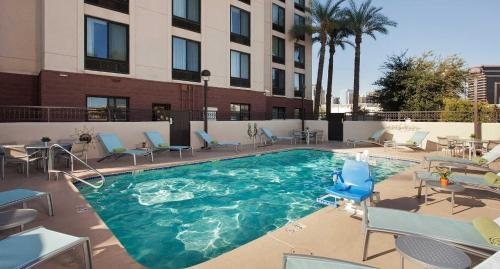SpringHill Suites Phoenix Downtown impression
