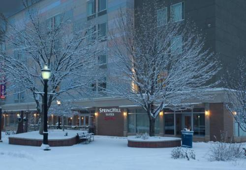 SpringHill Suites by Marriott Grand Junction Downtown/Historic Main Street Photo