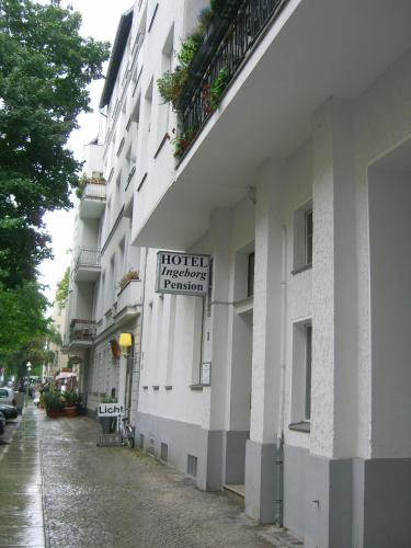 Hotel Pension Ingeborg Berlin