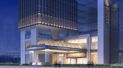 Wuxi Noble Crown Hotel Photo