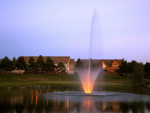 Thumper Pond Resort Photo
