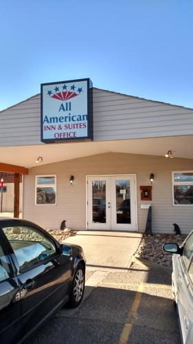 Photo of All American Inn And Suites hotel in Wheatland