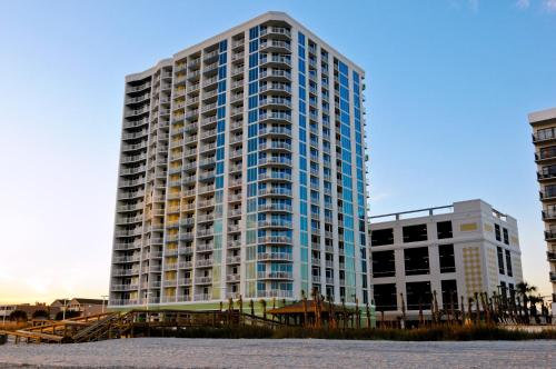 Towers at North Myrtle Beach Photo