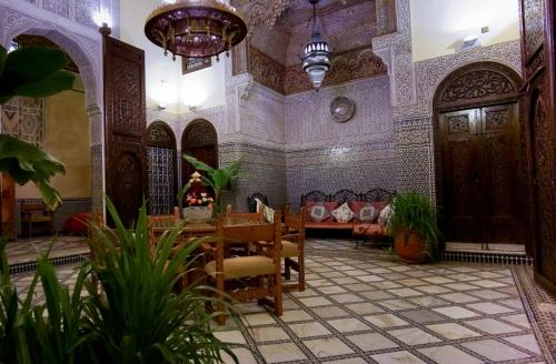 Hotel Riad Fes Palacete