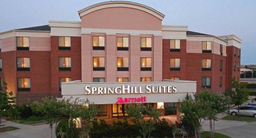 Springhill Suites Dallas Dfw Airport East/Las Colinas Irving - Irving, TX 75038