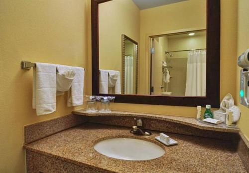 SpringHill Suites Dallas DFW Airport East/Las Colinas Irving Photo