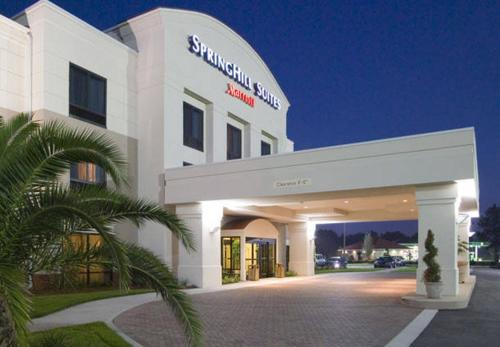 SpringHill Suites Savannah Airport Photo
