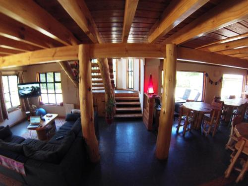 Hostal Andes Pucon Photo