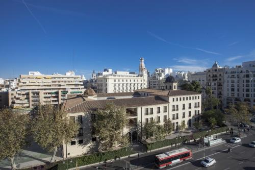 Xativa terrace apartments prix photos commentaires for Hotels xativa espagne
