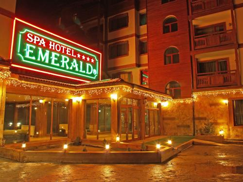 Emerald Hotel & Spa - Ultra Half Board, Банско