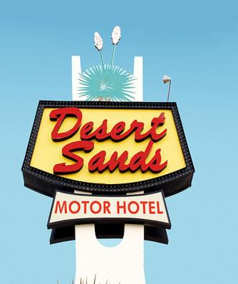 Photo of Desert Sands Motel Hotel Bed and Breakfast Accommodation in Albuquerque New Mexico