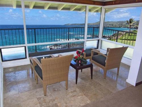 Bay Villa Two Bedroom Ocean Front