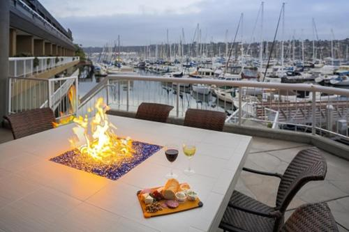 Bay Club Hotel and Marina - San Diego, CA 92106