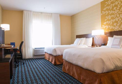Fairfield Inn & Suites by Marriott The Dalles Photo
