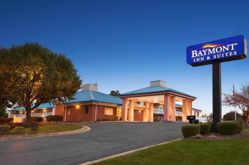 Baymont Inn And Suites Warrenton