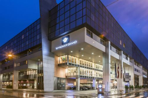 Гостиница «Wyndham Grand Salzburg Conference Centre», Зальцбург