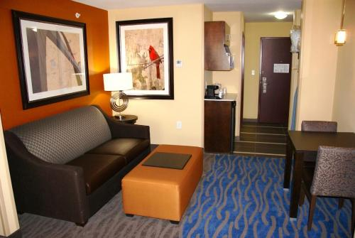 Holiday Inn Express Hotel & Suites St. Louis - NE Lambert Field Photo