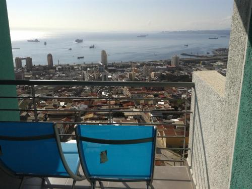 Apartment Vista al Mar Valparaiso Photo