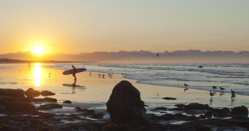 Stoked Backpackers Photo