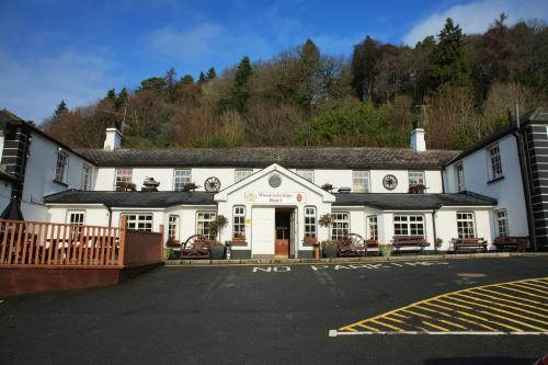 Photo of Woodenbridge Hotel & Lodge Hotel Bed and Breakfast Accommodation in Woodenbridge Wicklow