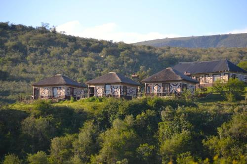 Addo Palace Bush Huts Photo