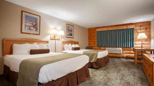 Best Western Northwoods Lodge Photo