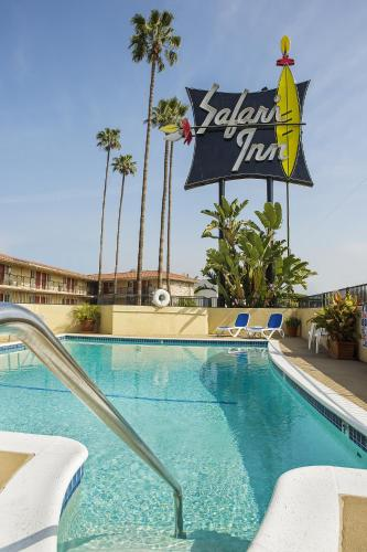 Safari Inn a Coast Hotel - Burbank, CA 91506