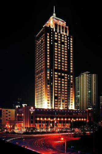 Wyndham Grand Plaza Royale Oriental Shanghai impression