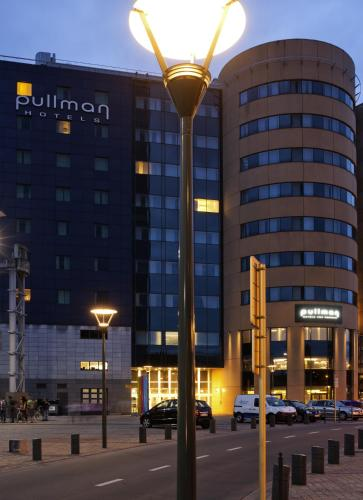Hotel Pullman Brussels Centre Midi photo 21