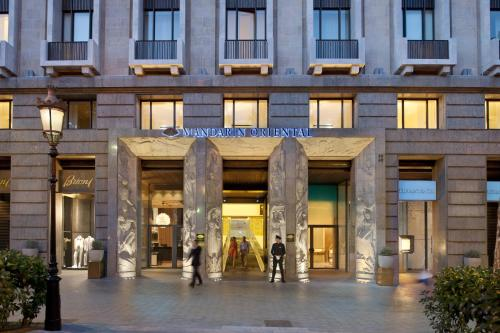 Mandarin Oriental Barcelona photo 4