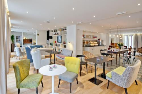Citadines Sainte Catherine Brussels Aparthotel photo 22