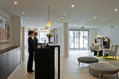 Citadines Sainte Catherine Brussels Aparthotel photo 32